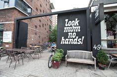 Look Mum No Hands London #hotspot > inspirerende naam