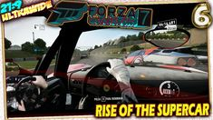 🎮 FORZA MOTORSPORT 7 #6 RISE Of The SUPERCAR Gameplay Español 21:9