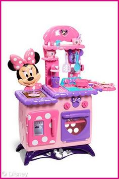 New Minnie Mouse kitchen.