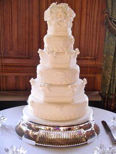Wedding cake at Carlton Towers | by nice icing
