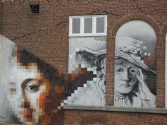 Graffiti. Leeuwarden.