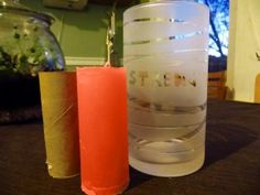 How to make your own candles out of toilet paper rolls Candle Spells, Candle Magic, Make Your Own, Make It Yourself, How To Make, Making Candles, Candle Craft, Beltane, Toilet Paper Roll