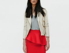 Zara - Lookbook 2012
