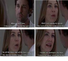Quotes Greys Anatomy Scene 70 Ideas For 2019 Tv Quotes, Movie Quotes, Life Quotes, Grey's Anatomy, Words Can Hurt, Mottos To Live By, Dark And Twisty, Grey Anatomy Quotes, Youre My Person