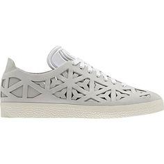 Adidas Women's Gazelle Cutout Shoes