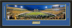 NCAA - West Virginia Mountaineers - Mountaineer Field Framed Panoramic With Team Color Double Matting & Name plaque Art and More, Davenport, IA http://www.amazon.com/dp/B00HFNA4UQ/ref=cm_sw_r_pi_dp_gK8Eub02FWGA6