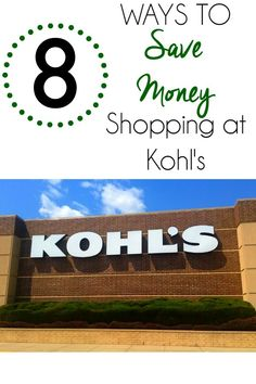 Ways to Save Money Shopping at Kohls :: Do you love shopping at Kohl's? Many people do, as they offer a great selection of family clothing, home décor, toys, kitchen items, and more. If you are a Kohl's regular and want to know how to shop there for less, here are some helpful tips to get you started. Take a look at these 7 sure fire ways to save money at Kohl's so you can get the most bang for your buck.