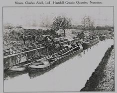 Canals - The Nuneaton and North Warwickshire Local and Family History Web Site Canal Barge, Canal Boat, Narrowboat, History Channel, Long Distance, Family History, In This Moment, Site Web, Coventry