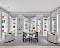 Christian Dior cosmetic display - Google Search