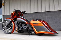 I don't like baggers much but I like this one.