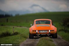 Porsche 911 re-imagined   Autoaktiv Motorsport Lightspeed Classic