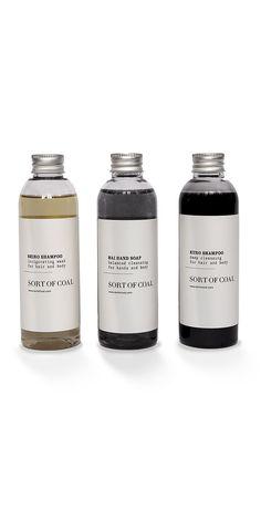 Sort of Coal - Kuro Shampoo, 100 ml