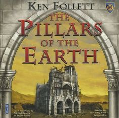Pillars of the Earth is getting a reprint | Dice Tower News