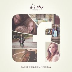 All the #feels are on Facebook! Like us to join the #IfIStay family: https://www.facebook.com/ifistay