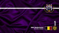 RSC Anderlecht - Veja mais e baixe de graça em nosso Blog http://soccerflags.blogspot.com.br/