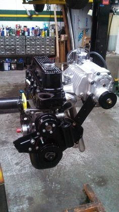 Speedwell 1275 Supercharger