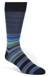 Etro Stripe Socks