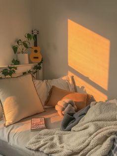 Dream Rooms, Dream Bedroom, Room Ideas Bedroom, Bedroom Decor, Bedroom Rustic, Bedroom Bed, Bedroom Inspo, Study Room Decor, Bedroom Modern