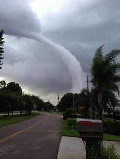 Awesome Water Tornado