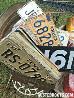 Highway 127 World's Longest Yard Sale #JunkHaul #RustedRoots