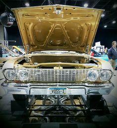 #pistonringsworldofwheels #WorldofWheels #winnipegcarshow  #1963 #chevy #impala #vintagecar  #classiccars #gorgeouscar My #passions & #hobby:   1- #Photography; 100% #AmateurPhotography, I don't have a clue how to use a camera lol