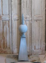 Antique French Zinc Roof Finial