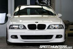 Beautiful Alpine White E39 M5