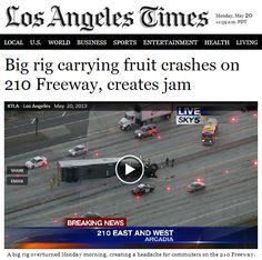 Headline of the year.