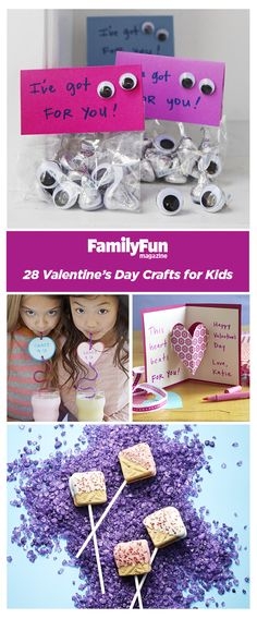 Heartwarming projects your child can share with friends and family.