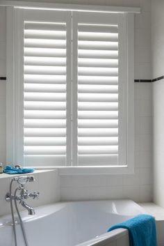 14 best Shutters - Badkamer images on Pinterest | Sunroom blinds ...