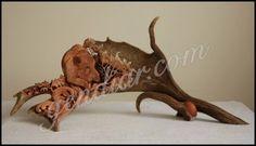 carving in antler (rezba v paroží ) Antlers, Carving, Horns, Wood Carvings, Sculptures, Printmaking, Deer Heads, Deer Horns, Wood Carving