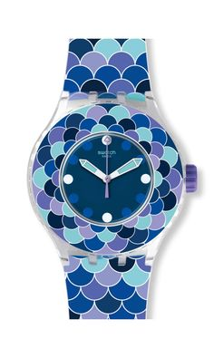 PEDRINHA AZUL Swatch Watch