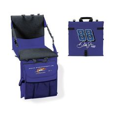 Dale Earnhardt JR NASCAR Seat Cushion and Cooler