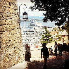 #Rocher  from #Montecarlo #Monaco