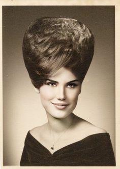 Helmet Hair, 60s Hair, Beehive, Inspired, Retro, Sixties Hair, Retro Illustration, 1960s Hair, 60s Hairstyles
