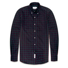 Midwood Dark Violet Plaid