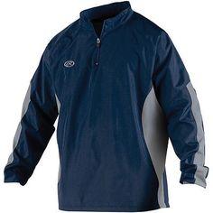 Baseball Jackets 181335: Rawlings Mens 1/4-Zip Tech Fleece ...