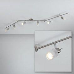 Strahlerbalken inkl. Leuchtmittel 14781 Deckenleuchte Deckenstrahler Deckenlampe