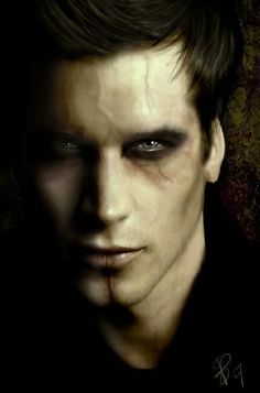 hot vampire makeup male - Google Search