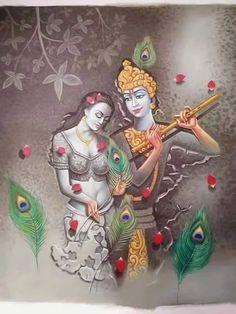 Radha Krishna!