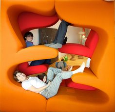 The Vitra Living Tower | Office Furniture - Collaborative Spaces ...