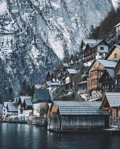 Hallstatt, Austria - http://specialplaces.info/hallstatt-austria-3/ Follow for more special places !