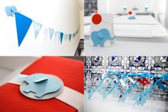 EAT DRINK PRETTY: Real party: elephant and balloon first birthday