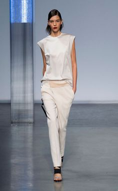 Helmut Lang S/S 2014 New York FW