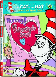 Cat In The Hat Hurray It S Valentine S Day