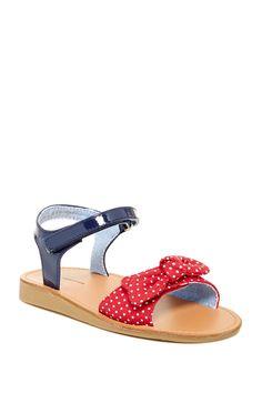 5f4263e126 Madiana Bow Sandal by Tommy Hilfiger on  HauteLook Calçados Infantis