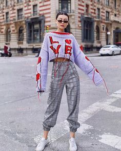 i actually really like this outfit Fashion Line, High Fashion, Winter Fashion, Womens Fashion, Fashion Fashion, Pinterest Fashion, Japanese Street Fashion, Outfit Goals, Swagg