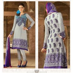 New Hottest Look Lawn Cotton Printed Online Pakistani Salwar Suit By Viva N Diva Couture