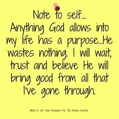 Uncategorized – Page 8 – Note To Self – Daily Reminders For The BrokenHearted Good Quotes, Me Quotes, Inspirational Quotes, Motivation Positive, Positive Quotes, Daily Spiritual Quotes, Quotes Motivation, Prayer Verses, Bible Verses