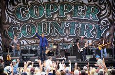 September 1-3 2017 A Labor Day festival tradition at Copper Mountain Resort in Colorado, Copper Country celebrates the best of the American spirit. Incredible FREE live music, a fine arts exhibition makes this THE Labor Day event for the entire family. Copper Country 2017 Acts: Music begins at noon Saturday & Sunday. Vintage Trouble WAR …